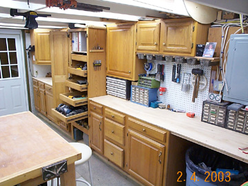 woodworking shop ideas