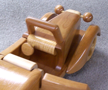 Wooden Toy Car Plans