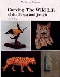 Carving animals, woodworking plans