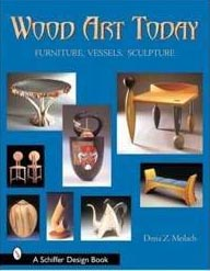 Wood Art Today Book