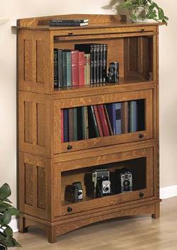 Barristers Bookcase Woodworking Plan