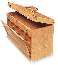 Tool Chest Woodworking Plan