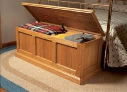 plans cedar lined chest