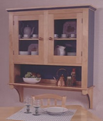 Genial Country Cupboard Woodworking Plan