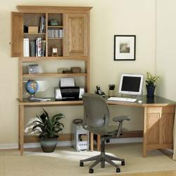 Sectional Desk System Woodworking Plan