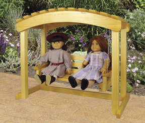 doll arbor woodworking plan