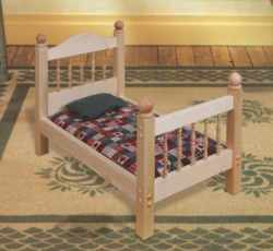 Free Doll Bed Plans Woodworking
