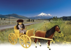 Doll Carriage Woodworking Plan