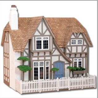 Barbie-Scale Dollhouse - The Gizmologist's Lair