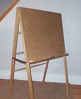 How to make a book easel