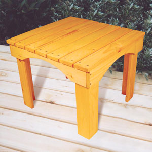 Adirondack Chair Woodworking Plans Page 2
