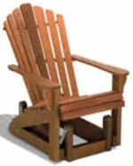 Adirondack Chair Woodworking Plans. Adirondack Glider Chair Woodworking Plan