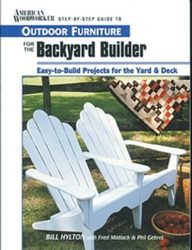 Adirondack Chair woodworking plans book