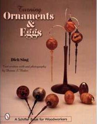 Turning Ornaments and Eggs Book