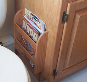 Magazine Rack (scroll down)