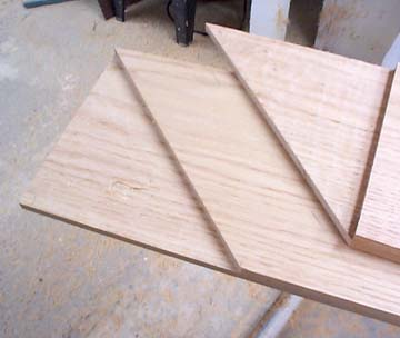 how to make a half lap joint by hand