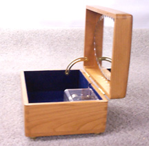 Music Jewelry Box With Plans