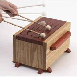musical woodworking plan