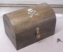 treasure chest box plans