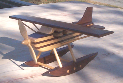 Wooden Airplane Riding Toy Plans