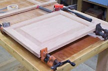 How to make your first raised panel door