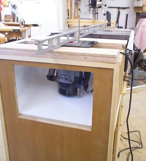 How to install your router in your router table greentooth