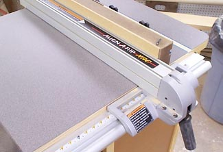 A Wood Action Woodworking Plans Router Fence
