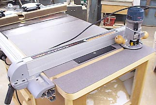 Improve your router table with these tips from binks woodworking greentooth Image collections