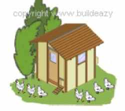 How to Build a Chicken Coop Woodworking Plan
