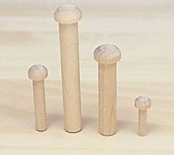 Axle Pegs for your woodworking projects