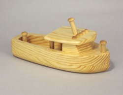 boat woodworking