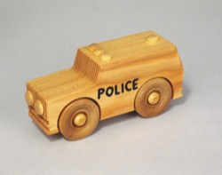 Toy Car Woodworking Plans