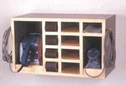 All in One Sander Cabinet Woodworking Plan