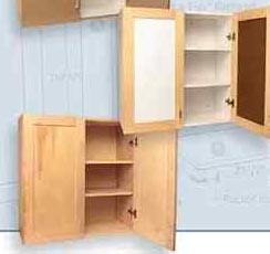 Super Easy Workshop Cabinets Classic Shop Woodworking Plan