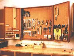 Workshop Cabinets Woodworking Plan