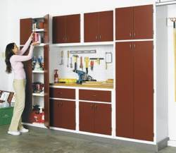 Utility Cabinet System Woodworking Plan