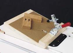 Pocket Hole Routing Jig Woodworking Plan