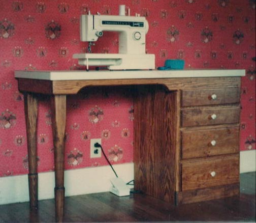 another sewing table plan sewing center cabinet woodworking plan